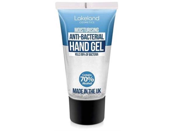 Desinfecterende handgel, 70% alcohol, tube van 50 ml