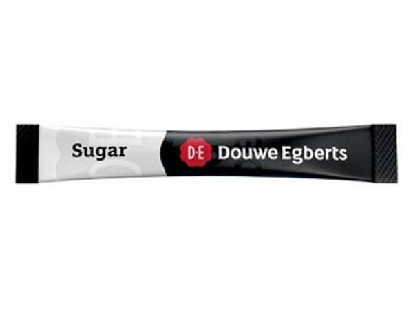 Douwe Egberts suikersticks van 4 g, doos van 900 stuks