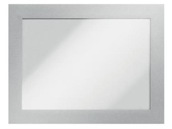 Durable Duraframe ft 10.5 x 14.8 cm (A6). zilver.
