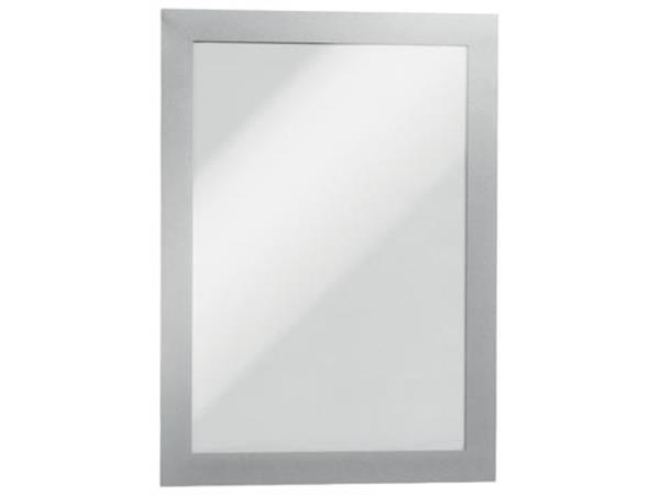 Durable Duraframe ft 14.8 x 21 cm (A5). zilver. 2