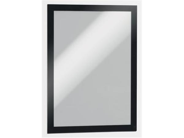 Durable Duraframe ft 21 x 29.7 cm (A4). zwart. 2 s