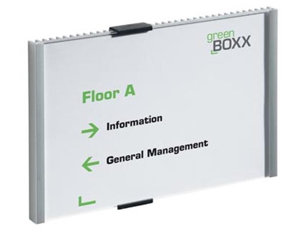Durable deurnaamhouder Info Sign ft 21 x 14.8 cm (