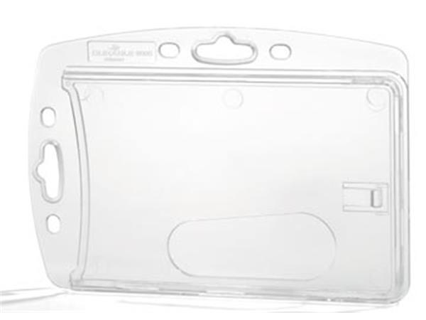 Durable houder voor veiligheidspas. doos met 10 st