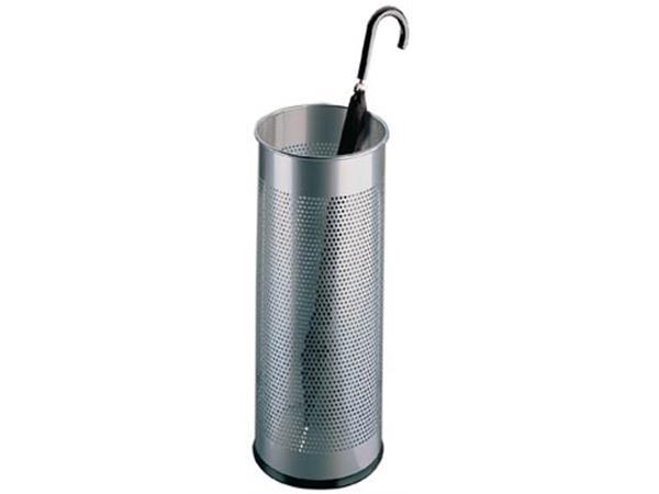 Durable parapluhouder 28.5 liter. metaal-zilver