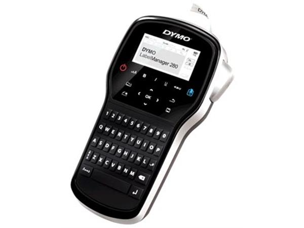 Dymo beletteringsysteem LabelManager 280. qwerty