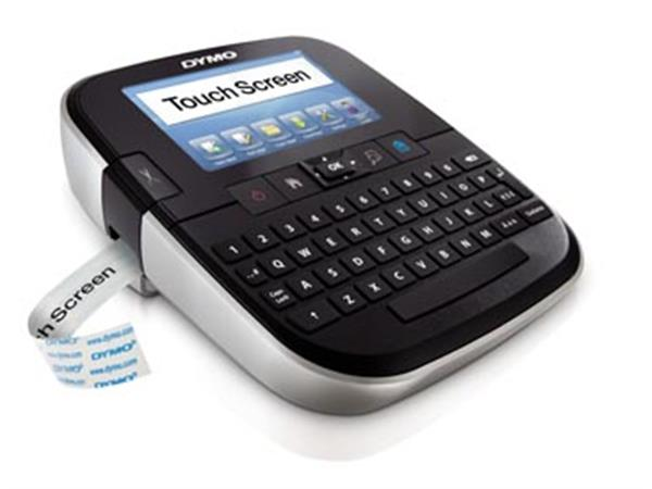 Dymo beletteringsysteem LabelManager 500TS. qwerty