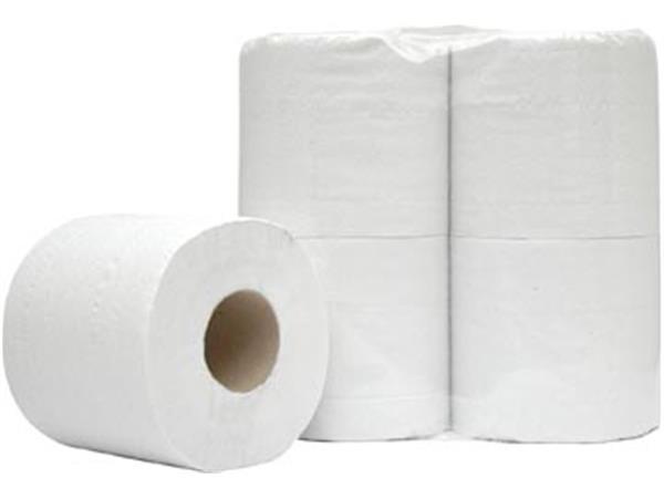 Europroducts toiletpapier. 2-laags. 400 vellen. pa