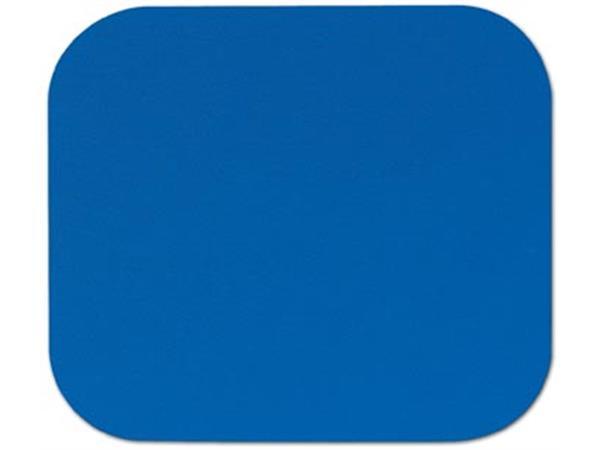 Fellowes muismat Economy. blauw