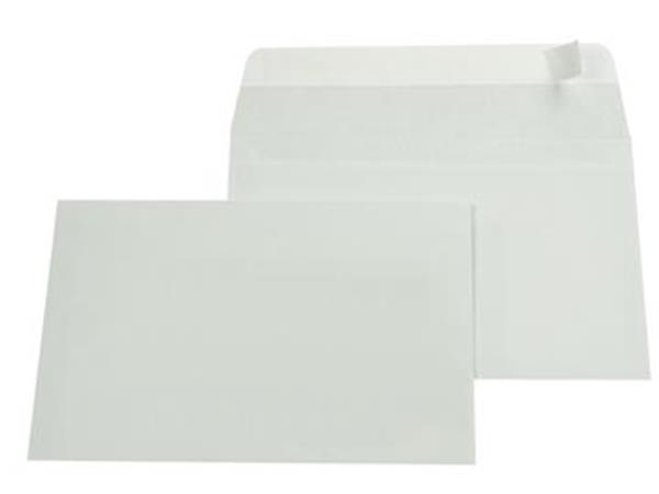 Gallery enveloppen ft 114 x 162 mm. stripsluiting.