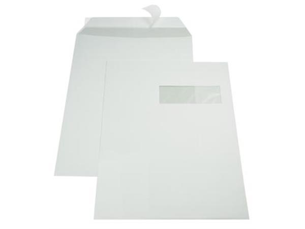Gallery enveloppen ft 229 x 324 mm. venster rechts