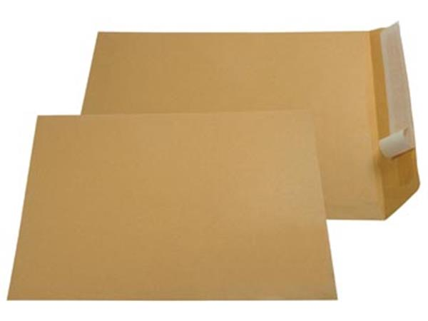Gallery enveloppen ft 230 x 310 mm. stripsluiting.