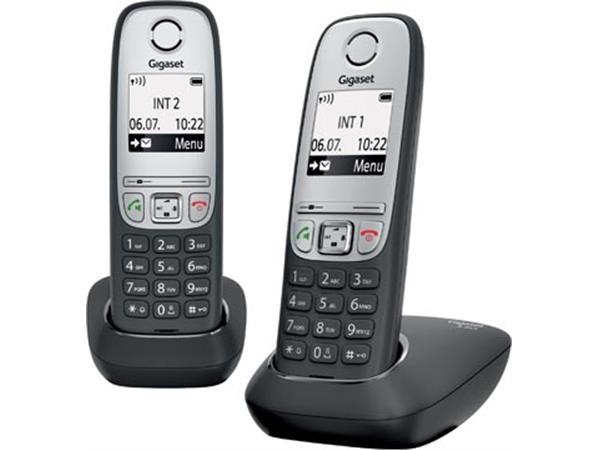 Gigaset A415 DECT draadloze telefoon. met extra ha