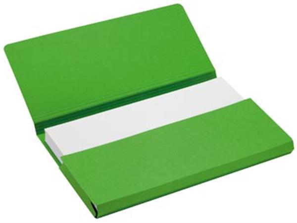 Jalema Secolor Pocketmap voor ft A4 (31 x 23 cm), groen
