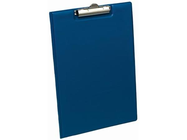 Klemplaat Basics blauw