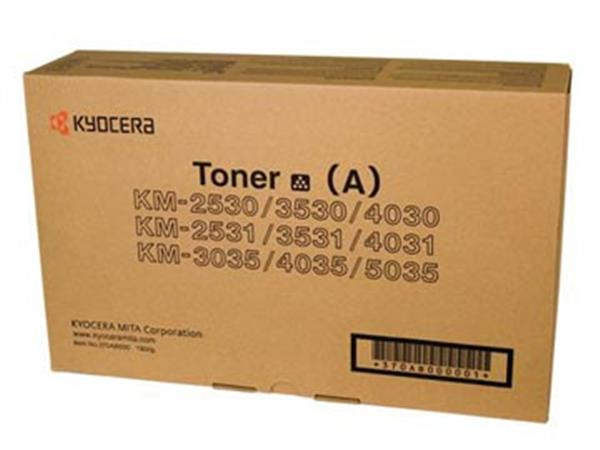 Kyocera Toner zwart 5PLPXLMAPKX - 34000 pagina's - 370AB000