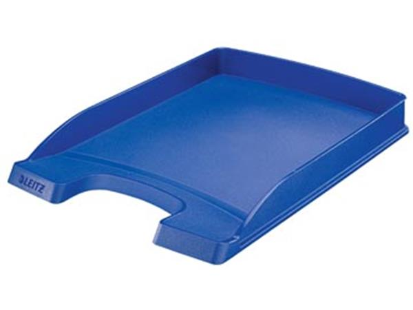Leitz brievenbakje Plus 5237 Slim blauw
