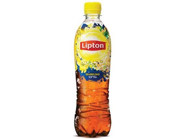 Lipton Ice Tea frisdrank, fles van 50 cl, pak van 24 stuks