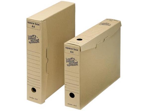 Loeff's archiefdozen Space box Ft 320 x 240 x 60 m