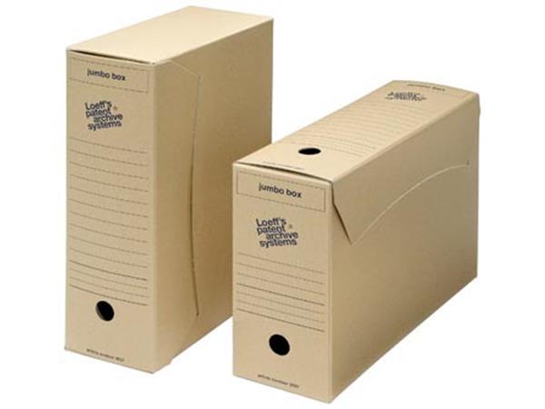 Loeff's gemeentearchiefdoos Jumbo box. pak van 25
