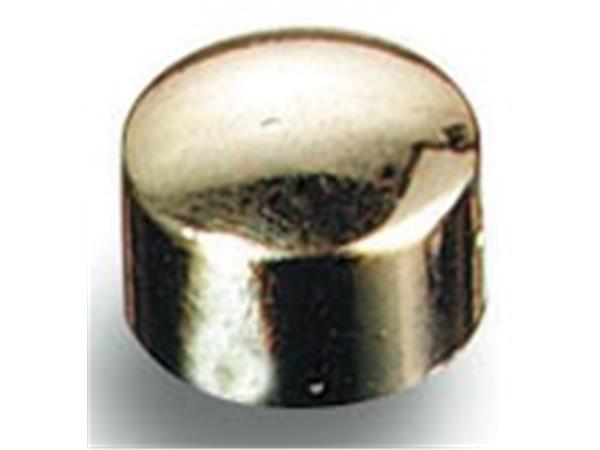 Maped magneten op blister diameter 10 mm. 8 stuks.