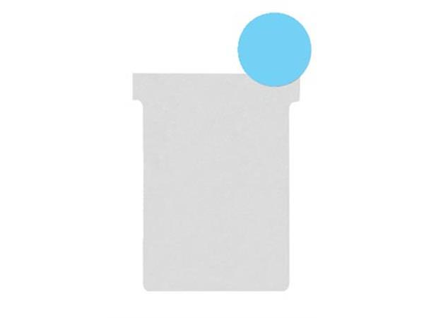Nobo T-planbordkaarten index 2. ft 85 x 60 mm. lic