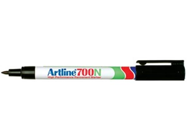 Permanent marker Artline 700 zwart
