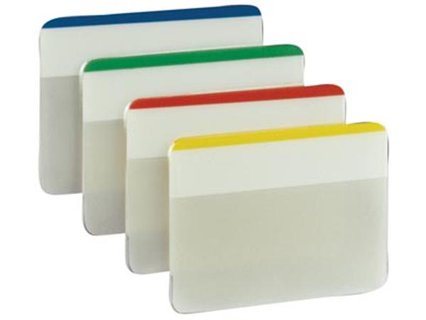 Post-it Index Strong. ft 50.8 x 38 mm. voor ordner