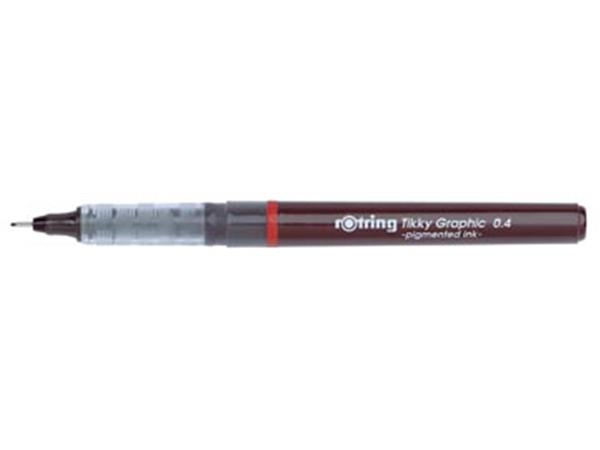 Rotring fineliner Tikky Graphic 0,4 mm