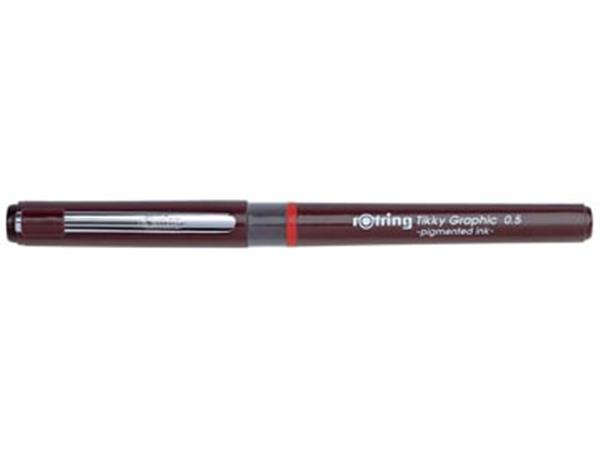 Rotring fineliner Tikky Graphic 0,5 mm