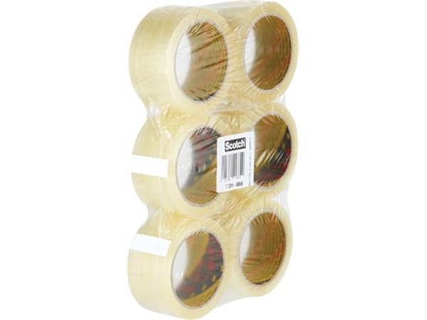 Scotch verpakkingsplakband Classic ft 50 mm x 66 m