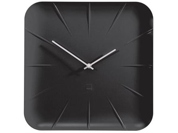 Sigel wandklok Inu. ft 35 x 35 x 4.5 cm. zwart