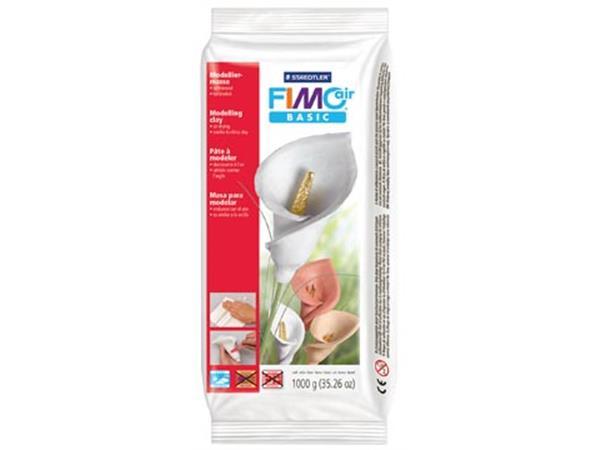 Staedtler Boetseerklei Fimo Air wit. pak van 1 kg