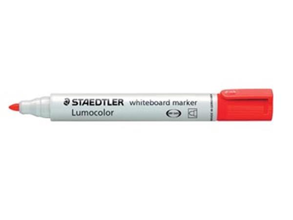 Staedtler Lumocolor whiteboardmarker rood