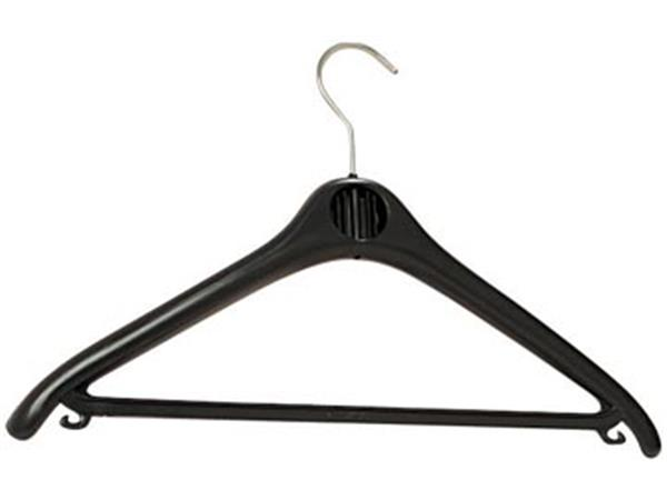 Unilux kledinghanger. uit plastic. pak van 20 stuk