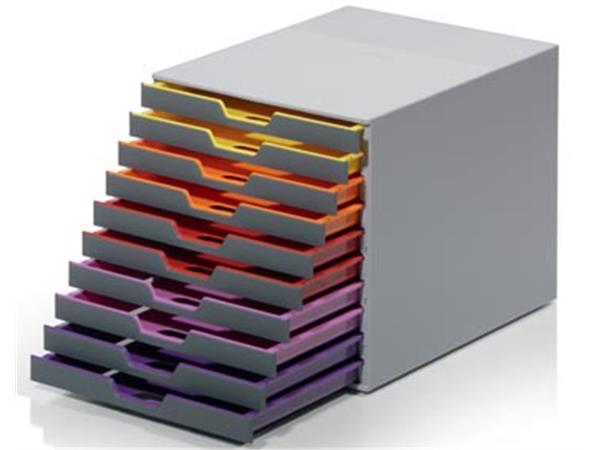 Durable Ladeblok Varicolor. 10 laden