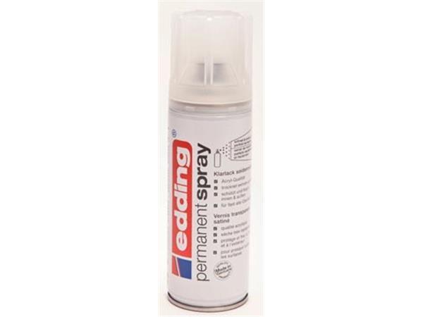 Edding Permanent Spray 5200 transparante lak. 200