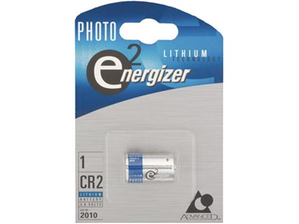 Energizer batterij Photo Lithium CR2. op blister