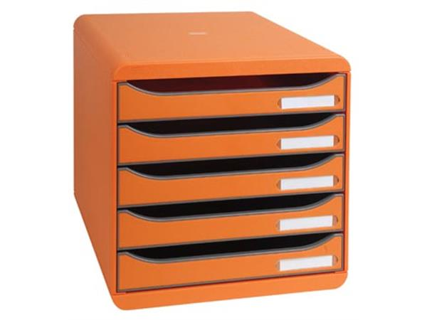 Exacompta ladenblok Big-Box Plus Classic. oranje