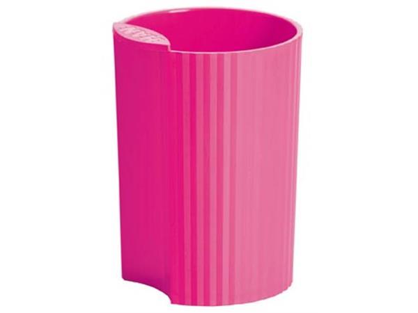 de roze straal van Kristina