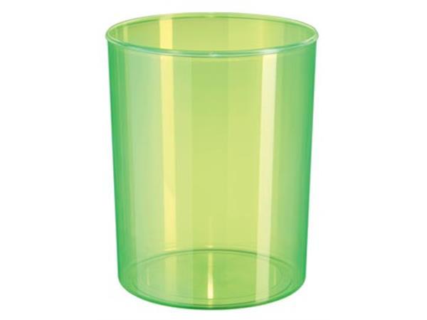 Han papiermand groen