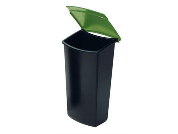 Han papiermand Mondo inzetbakje: groen (ft 15.8 x
