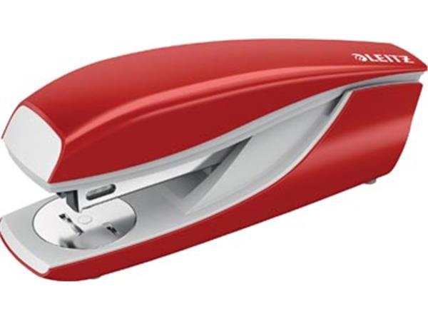 Leitz NeXXt WOW 5502 nietmachine. rood