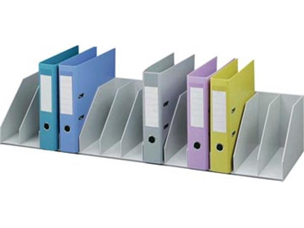 Paperflow sorteervak met vaste tussenschotten. 13