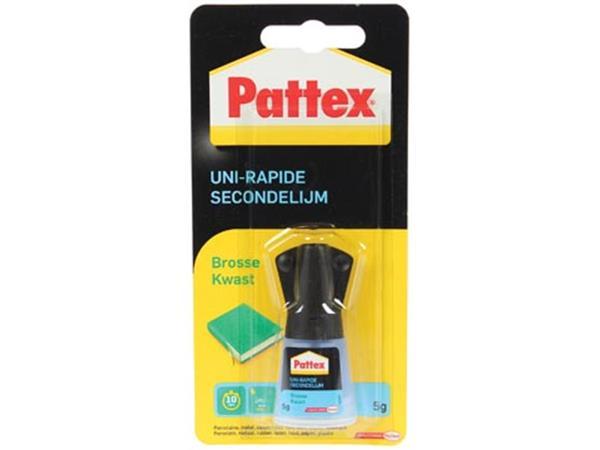 Pattex secondelijm Kwast