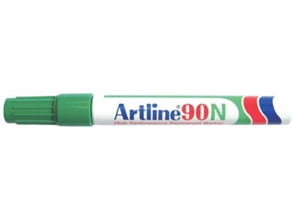 Permanent marker Artline 90 groen