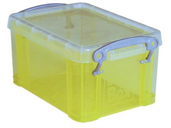 Really Useful Box 0.3 liter visitekaarthouder. tra