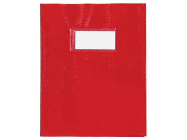 schriftomslag ft 23 x 30 cm, rood