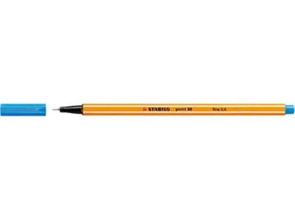 Stabilo fineliner Point 88 ultramarijn