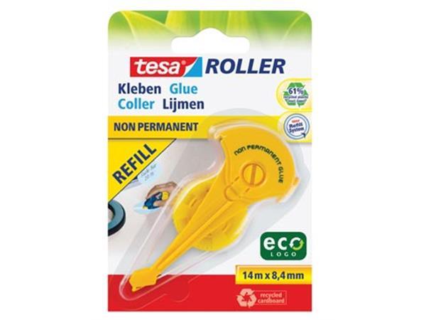 Tesa Roller navulling lijmroller niet-permanent ec