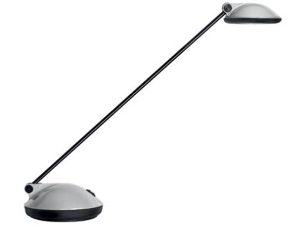 Unilux bureaulamp Joker, LED-lamp, grijs